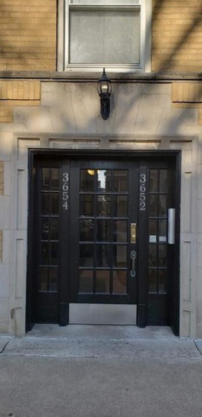 Condo/Townhouse For Sale: 3652 West Belle Plaine Avenue #304