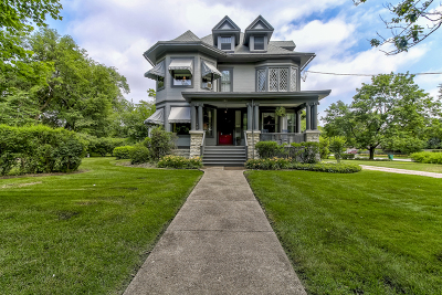 Joliet Single Family Home For Sale: 953 Western Avenue