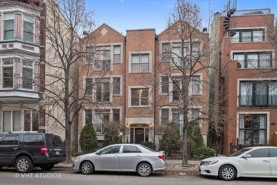 Condo/Townhouse For Sale: 615 North Noble Street #3N