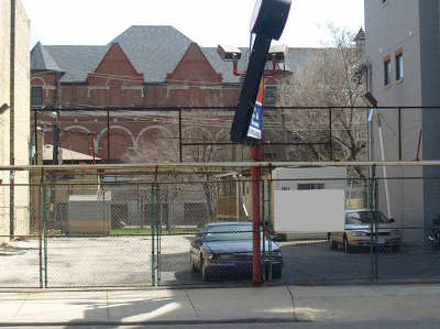 Chicago Residential Lots & Land Contingent: 1353 North Western Avenue