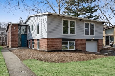 Evanston Single Family Home For Sale: 9338 Lincolnwood Drive
