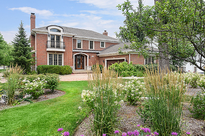 Glenview Single Family Home For Sale: 220 Wilmette Avenue