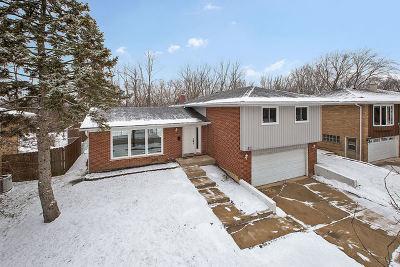 Oak Forest Single Family Home For Sale: 15128 Chestnut Lane