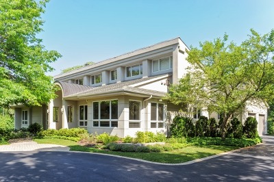 Highland Park Single Family Home For Sale: 1672 Ryders Lane