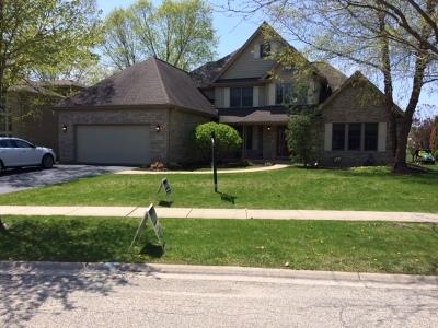 Plainfield Single Family Home For Sale: 6018 Brookridge Drive