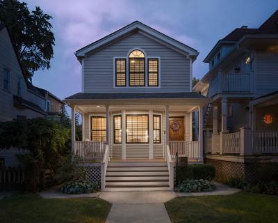 Chicago Single Family Home Price Change: 3721 North Tripp Avenue