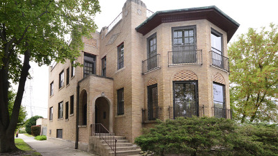 Skokie Multi Family Home For Sale: 9500 Leamington Street