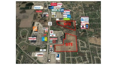 Residential Lots & Land For Sale: 2212 North Richmond Road