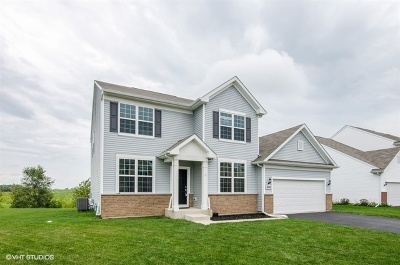 Carpentersville Single Family Home For Sale: 3542 Crestwood Lane