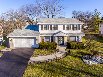 Northbrook Single Family Home For Sale: 1451 Hemlock Knoll Terrace