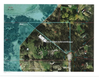 Crystal Lake Residential Lots & Land For Sale: 40 Hickory Lane
