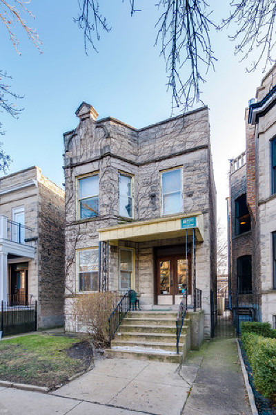 Chicago Multi Family Home For Sale: 1221 West Newport Avenue