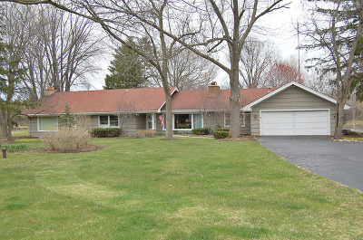 Lincolnshire Single Family Home For Sale: 16208 West Port Clinton Road