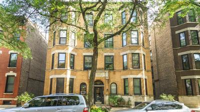 Condo/Townhouse For Sale: 1713 North North Park Avenue #4