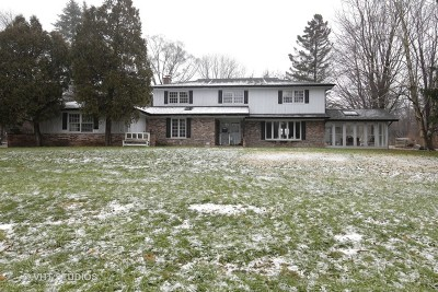 Barrington Single Family Home For Sale: 3 Wood Creek Road