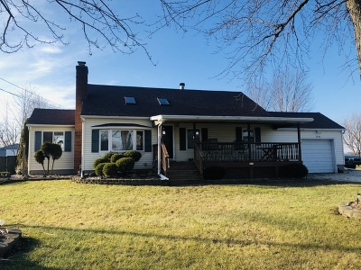 Kankakee Single Family Home For Sale: 1236 North 5000w Road
