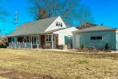 Hoffman Estates Single Family Home Contingent: 755 Audubon Street