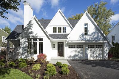 Wilmette Single Family Home For Sale: 1950 Chestnut Avenue