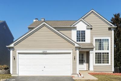 Bartlett Single Family Home For Sale: 1280 Spaulding Road