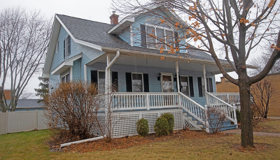 Mount Prospect Single Family Home For Sale: 210 South Main Street