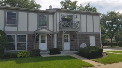 Wheaton Condo/Townhouse For Sale: 1661 Farragut Court #A