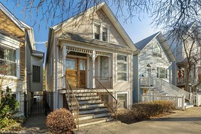 Roscoe Village Single Family Home For Sale: 3435 North Oakley Avenue