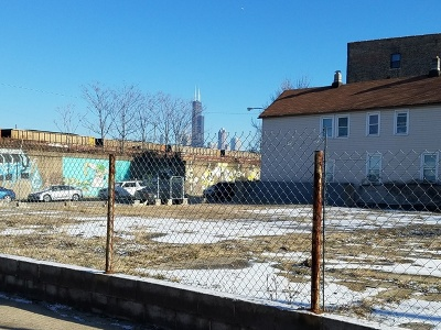 Chicago Residential Lots & Land Contingent: 1459 West 16th Street