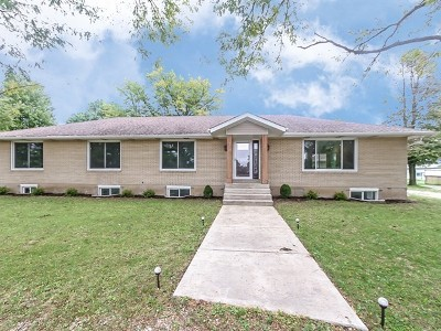 Hampshire Single Family Home For Sale: 12n739 Romke Road