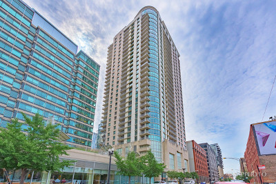 Condo/Townhouse For Sale: 125 South Jefferson Street #1005