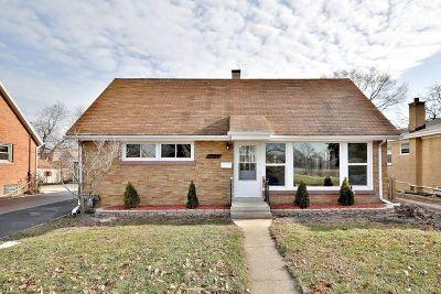 Berkeley Single Family Home For Sale: 2027 Herbert Avenue