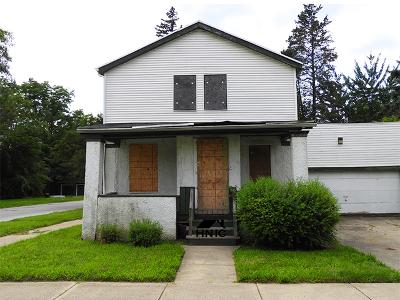 Single Family Home For Sale: 15746 Lexington Avenue