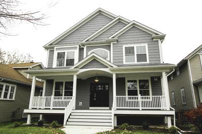 Oak Park Single Family Home For Sale: 809 Home Avenue