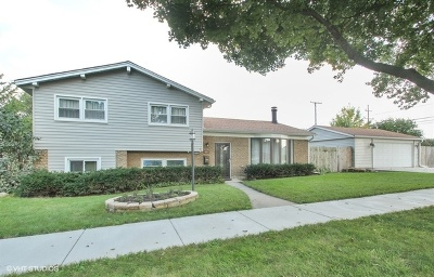 Mount Prospect Single Family Home For Sale: 801 North Brentwood Lane
