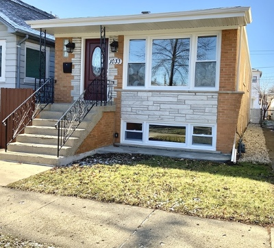 Forest Park Single Family Home For Sale: 1033 Thomas Avenue