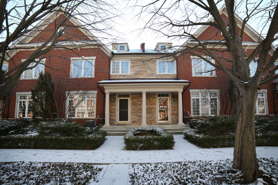 Glenview Condo/Townhouse For Sale: 4291 Linden Tree Lane