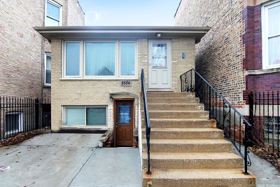 Multi Family Home For Sale: 3556 West Dickens Avenue