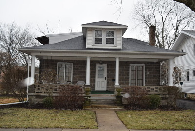 Tinley Park Multi Family Home Contingent: 17374 69th Avenue