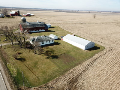 Harvard Single Family Home For Sale: 10717 North Us Highway 14
