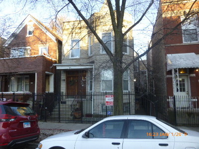Chicago Multi Family Home For Sale: 2325 North Albany Avenue