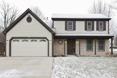 Fox River Grove Single Family Home Price Change: 333 Lexington Avenue