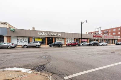 Commercial For Sale: 3030 West Lawrence Avenue