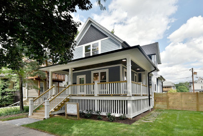 Forest Park Single Family Home For Sale: 232 Marengo Avenue