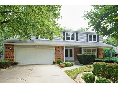 Arlington Heights Single Family Home For Sale: 3027 North Huntington Drive
