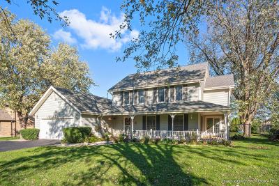 Roselle Single Family Home For Sale: 1711 Roslyn Road