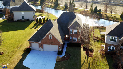 Plainfield Single Family Home For Sale: 12922 Tipperary Lane