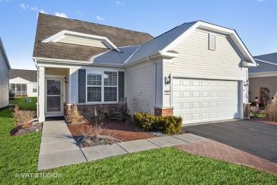 Elgin Single Family Home Price Change: 810 Rocky Gap Drive