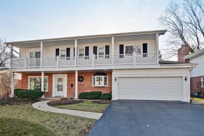 Mount Prospect Single Family Home For Sale: 5 West Lonnquist Boulevard