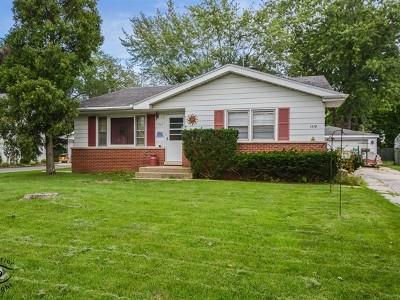 Crete Single Family Home For Sale: 1519 Benton Street