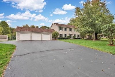 Barrington Single Family Home For Sale: 28797 West Craft Court