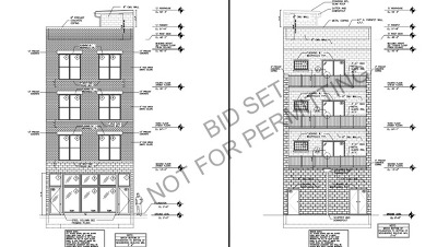 Chicago Residential Lots & Land Contingent: 1343 North Western Avenue